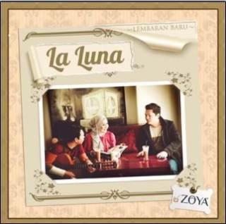La Luna - Lembaran Baru (Album 2012)