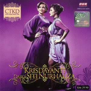 Krisdayanti & Siti Nurhaliza